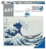 Ravensburger Great Wave off Kanagawa Puzzle 1000 Pz - Puzzle Art Collection, Puzzle para adultos