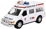 TEOREMA 61246 - Krankenwagen mit Licht und Sound.