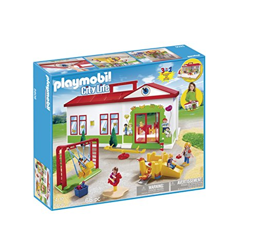 PLAYMOBIL 5606 - Guardería