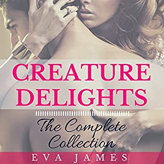 Creature Delights: The Complete Collection audiobook cover art