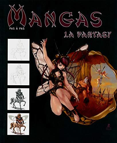 Les mangas fantasy, dessiner pas à pas