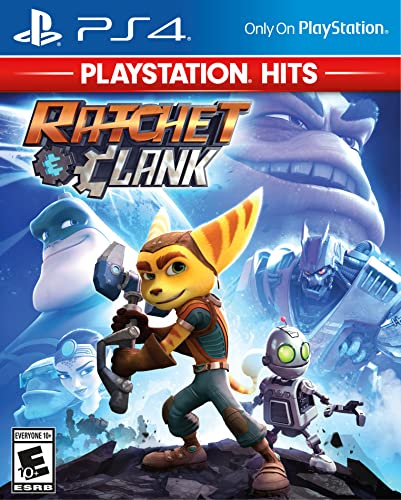 Ratchet & Clank - Greatest Hits Edition for PlayStation 4 [USA]