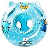 StillCool Baby Schwimmring aufblasbare Schwimmen Float mit Schwimmsitz für Kleinkind Schwimmhilfe Spielzeug 6 Monate bis 36 Monate (blau).