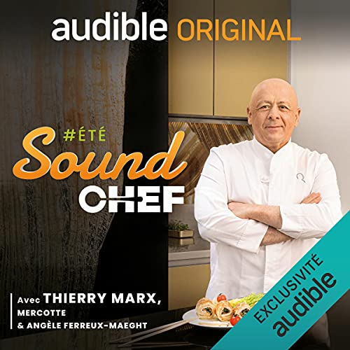Sound Chef - Cuisinez en temps réel avec les plus grands Chefs ! cover art