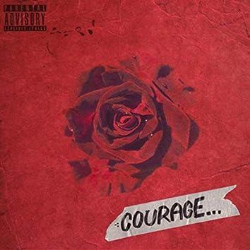 Courage (feat. Lumière, Sewer, Zero & LeavingLegend)