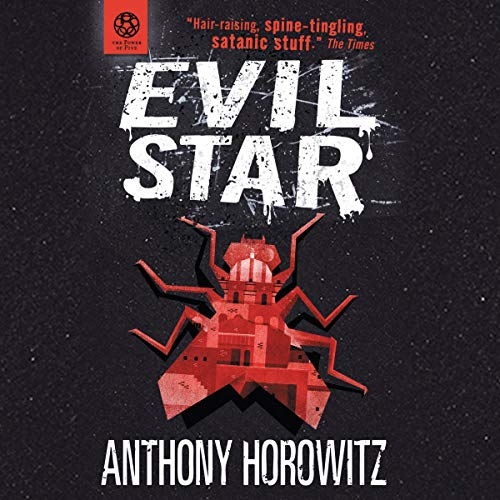 The Power of Five: Evil Star cover art
