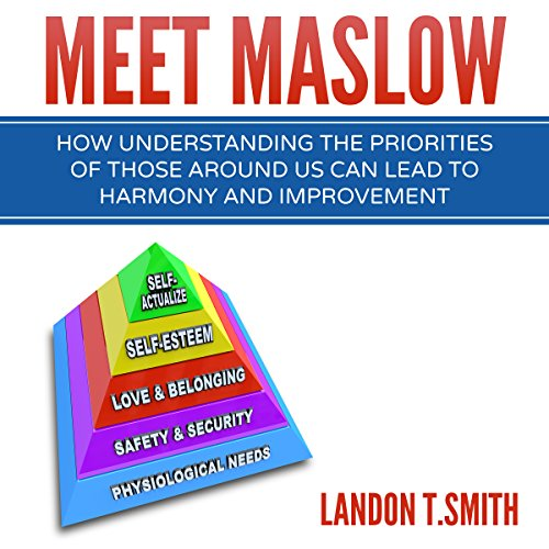 Meet Maslow audiobook cover art