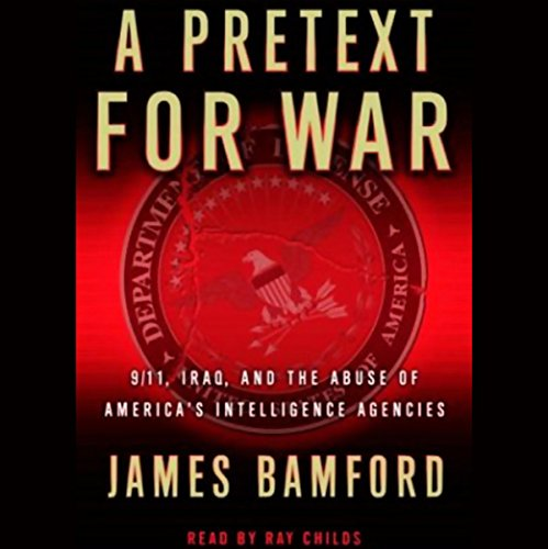 A Pretext for War audiobook cover art