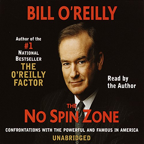 The No Spin Zone audiobook cover art