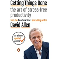 Getting Things Done: The Art of Stress-Free Productivity (Kindle eBook)