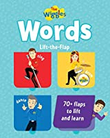 The Wiggles - Words Lift-the-flap Book