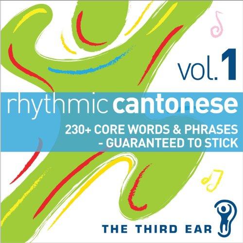 Rhythmic Cantonese (Chinese) Vol. 1