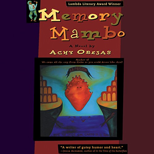Memory Mambo audiobook cover art