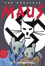 Maus: A Survivor's Tale by Spiegelman, Art [Penguin Books, Limited (UK), 2003] (Paperback) [Paperback]