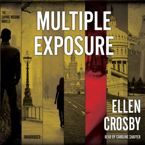 Multiple Exposure audiobook cover art