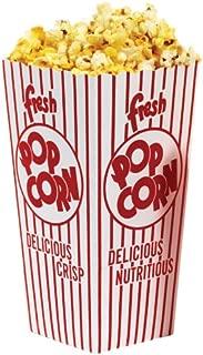 Popcorn Large Scoop Box (100 Per Case)