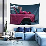 AOOEDM Hailey Bieber - Tapiz para dormitorio, sala de estar, dormitorio o pared para colgar tapices de 152,4 x 101,6 cm