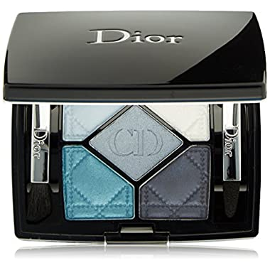 Christian Dior 5 Couleurs Couture Colors and Effects Eye Shadow, Palette No. 276 Carre Bleu, 0.21 Ounce