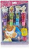 Disney Princess Belleza Y La Bestia 4 Pack Labial Con Bolsa