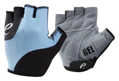 Elite Cycling Project Strada Fahrrad Handschuhe mit Geleinlage Blau XL