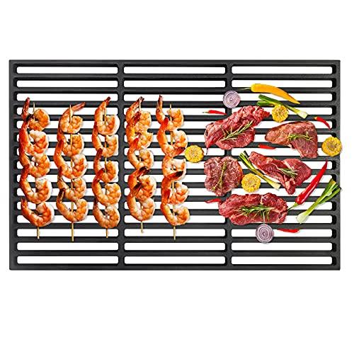 YRHome Grillrost für BBQ Gussrost...