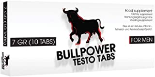 Bull Power Testo Erectiepillen