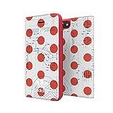 adidas Originals - Funda Tipo Libro para iPhone 6/6S/7/8, Color Rojo