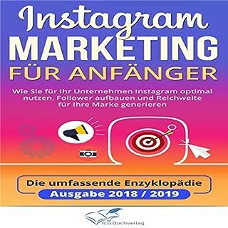 Instagram Marketing für Anfänger Titelbild