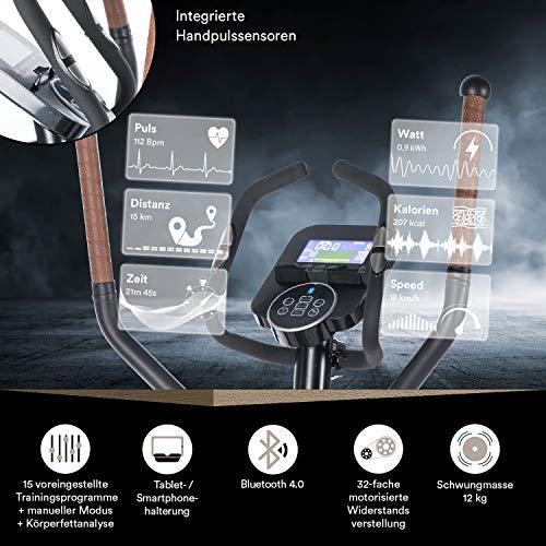 skandika Crosstrainer Eleganse/Adrett | Design Hometrainer - 4