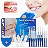 Kit de blanchiment des dents, Home Blanchiment des dents Gel Care avec kit de blanchiment professionnel Dispositif de...