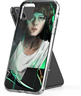 Case Phone Anti-Scratch Cover Motion Picture Alien 1979 Classic Movies (6.5-inch Diagonal Compatible with iPhone 11 Pro Max)