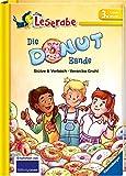 Die Donut-Bande - Leserabe 3. Klasse - Erstlesebuch für Kinder ab 8 Jahren: 3. Lesestufe (Leserabe - 3. Lesestufe)