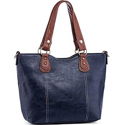 UTAKE Handbags for Women Tote Shoulder Bags PU ...