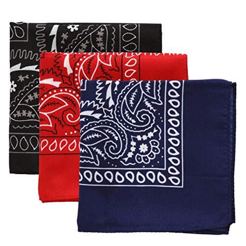 Catálogo para Comprar On-line Pañuelos para la cabeza para Mujer , listamos los 10 mejores. 4