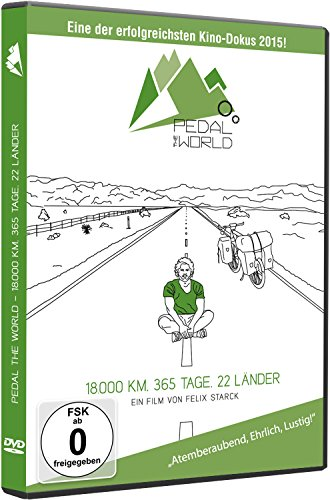 Pedal the World - 18.000km l 365 Tage l 22 Länder