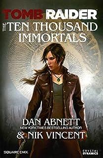 Tomb Raider The Ten Thousand Immortals (1465415475)   Amazon price tracker / tracking, Amazon price history charts, Amazon price watches, Amazon price drop alerts