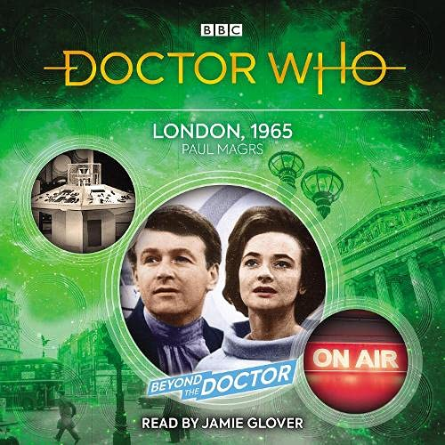 Doctor Who: London, 1965 cover art