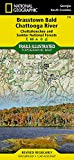 Brasstown Bald, Chattooga River [Chattahoochee and Sumter National Forests] (National Geographic Trails Illustrated Map, 778)