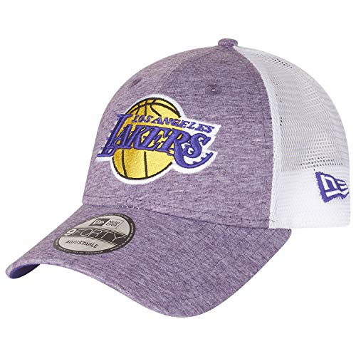 New Era Los Angeles Lakers 9forty Adjustable cap Summer League Purple/White - One-Size