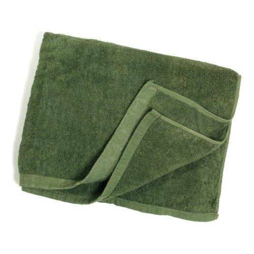 Mil-Tec® Handtuch 110X50cm Oliv