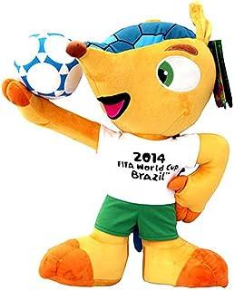 FIFA World Cup Fuleco Plush - 13.75in/35cm
