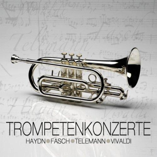 Trompetenkonzert von Johann Friedrich Fasch (1688-1758) - D-Dur für Trompete, 2 Oboen und Orchester