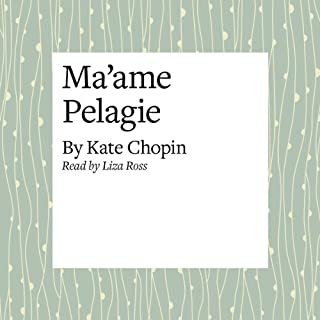 Ma'ame Pelagie audiobook cover art