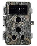 Cámara de Caza 20MP 1080P H.264 Video con Detección de Movimiento de Visión Nocturna...