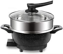 LITINGT Wok électrique Home Pot de Riz Multifonctionnel pour la Cuisson des Nouilles Pot électrique antiadhésif de Petite ...