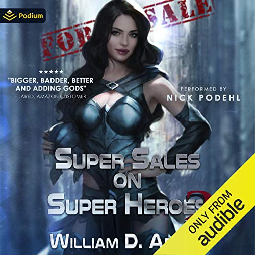 Super Sales on Super Heroes, Book 2 Titelbild