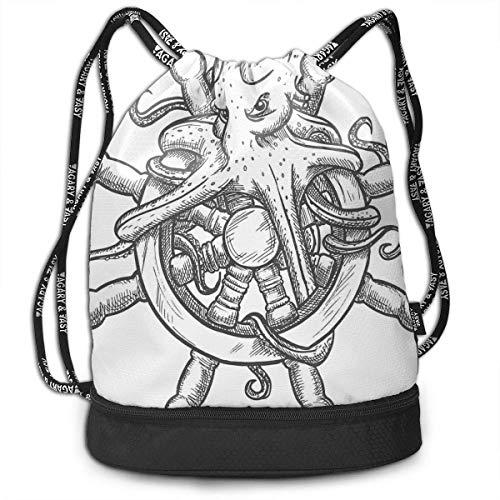 HUOPR5Q Lovely Turtles Drawstring Backpack Sport Gym Sack Shoulder Bulk Bag Dance Bag for School Travel