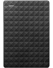 Seagate 2TB Black (STEA2000400) Expansion Portable External Hard Drive - PC / Mac / Xbox / PS4