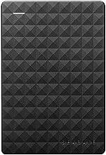 Seagate Expansion Portable 4TB External Hard Drive Desktop HDD – USB 3.0 for PC Laptop (STEA4000400),Black