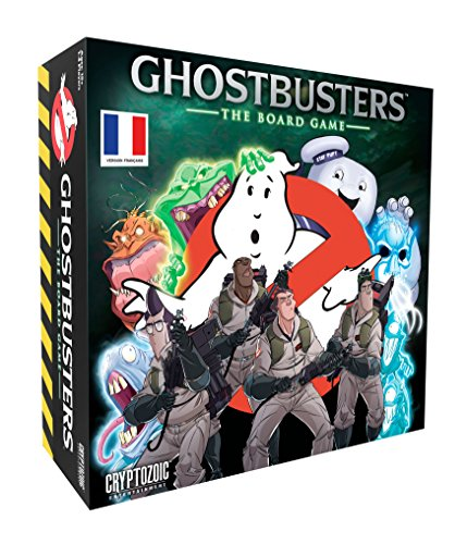 Cryptozoic – game1003 – Ghostbusters – Das Spiel-Tablett